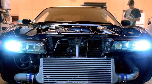 S13 Silvia Drift feature