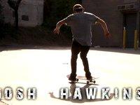 JOSH HAWKINS-BONES WHEELS