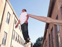 Gravity Defying Photography | Li Wei