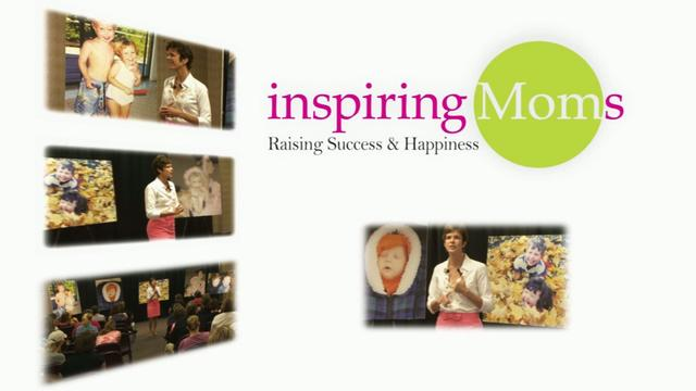 Inspiring Moms - 4 Strategies