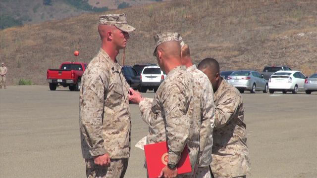 Marine Awarded Silver Star for 2010 Heroics