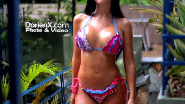 Geraldine Bennett - Dance Casting Videoshoot