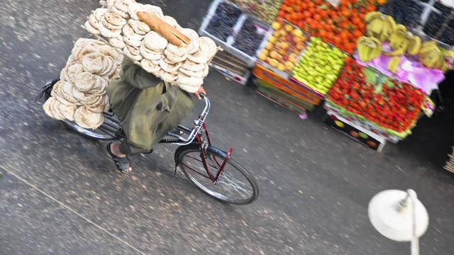 BIKE FOR BREAD