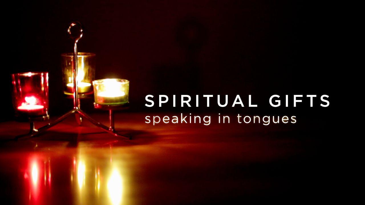 Series >> Spiritual Gifts Sermon Series: Speaking In Tongues on Vimeo