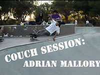 Couch Session: Adrian Mallory...