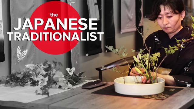 The Japanese Traditionalist