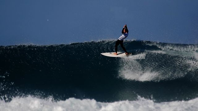 HEATH JOSKE & 25 MINUTES OUT J-BAY