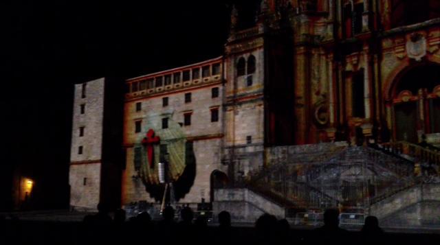 <p> Media Noche En Santiago De Compostela</p>