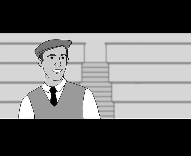 Indiana Jones Storyboards