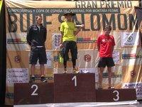 Campeonato de España FEDME Carreras por Montaña GPBS 2012 Zumaia