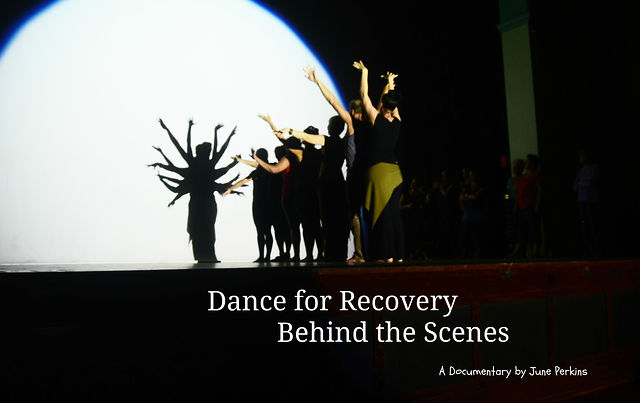 Dance for Recovery - Behind the Scenes