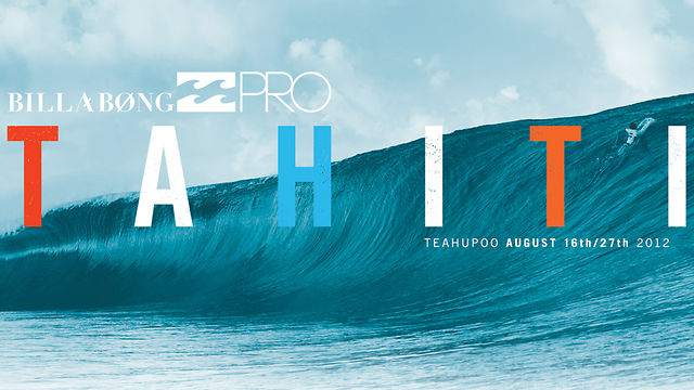 Billabong Pro Teahupoo
