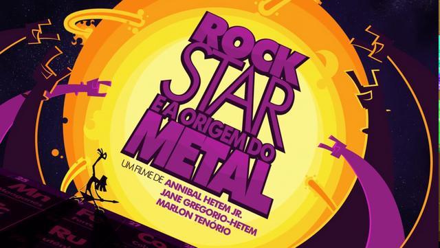Rockstar e a origem do metal - teaser