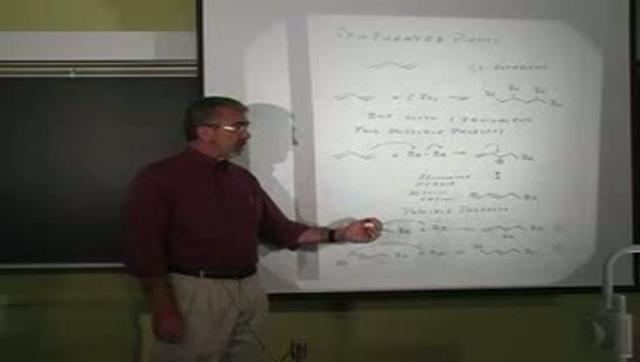 Conjugated Dienes Professor O'Connor Rutgers Chemistry Lecture