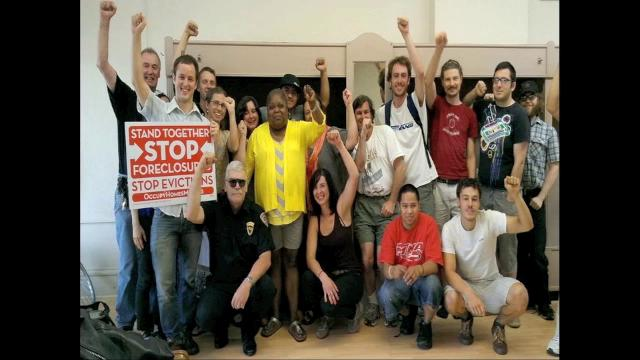 Occupy Supply Skill Share: Foreclosure Activism Update