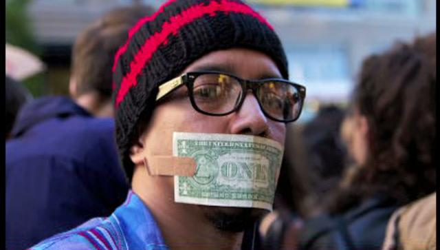Occupy Wall Street: Resisting Injustice