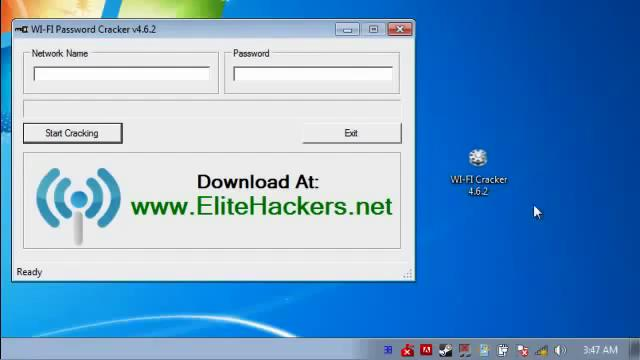 wifi password cracker 4.6.2