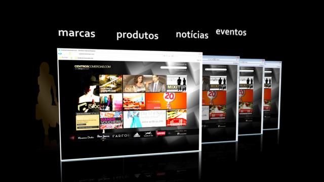 CENTROSCOMERCIAS.COM - Motion Graphics - 2010