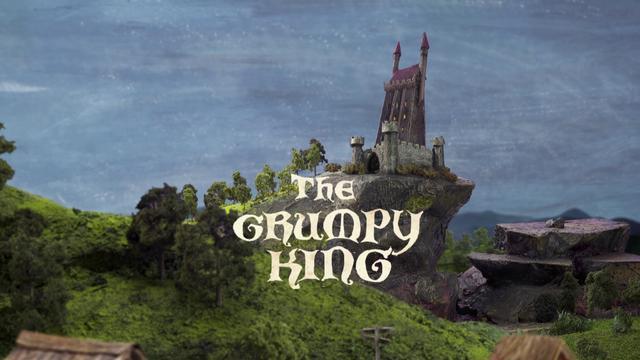 Короткометражка The Grumpy King онлайн