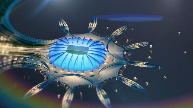 FIFA World Cup Technical Bid Film - Qatar 2022