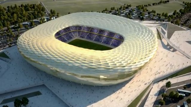 FIFA World Cup Technical Bid Film - Russia 2018