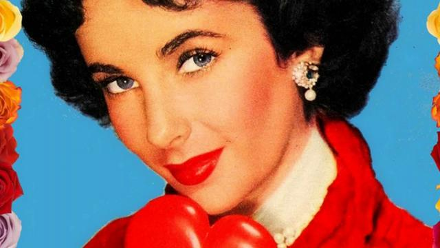 Tribute Liz Taylor The Shadow of You Smile HD