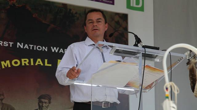 National Chief Shawn Atleo: Opening Comments at the Commemorative Memorial Service at Fort York