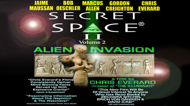 MIKECRISS BLOG - SECRET SPACE 2 INVASIONE ALIENA