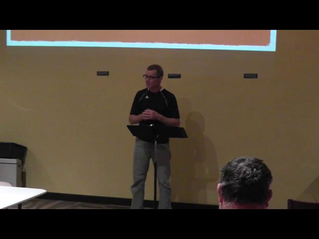 Trickle Down Spirituality - July 19, 2012 Sermon