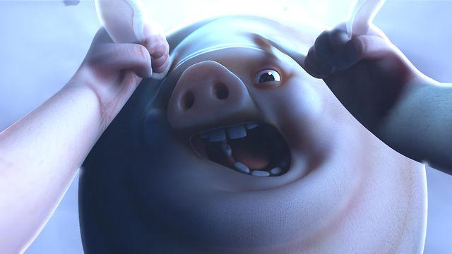 【Burp - UFO抓豬的故事】【Chris】