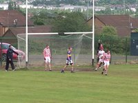 Goal or Point? Rossa v St Paul's