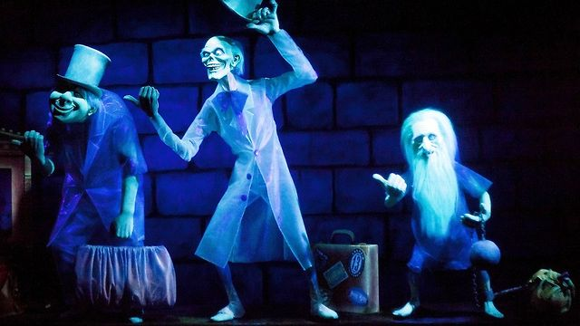 The Haunted Mansion at Walt Disney World (in HD) on Vimeo