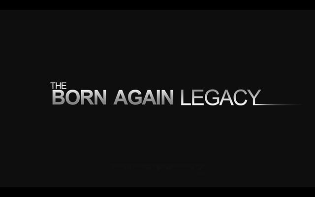 Born Again Legacy Trailer 1 On Vimeo