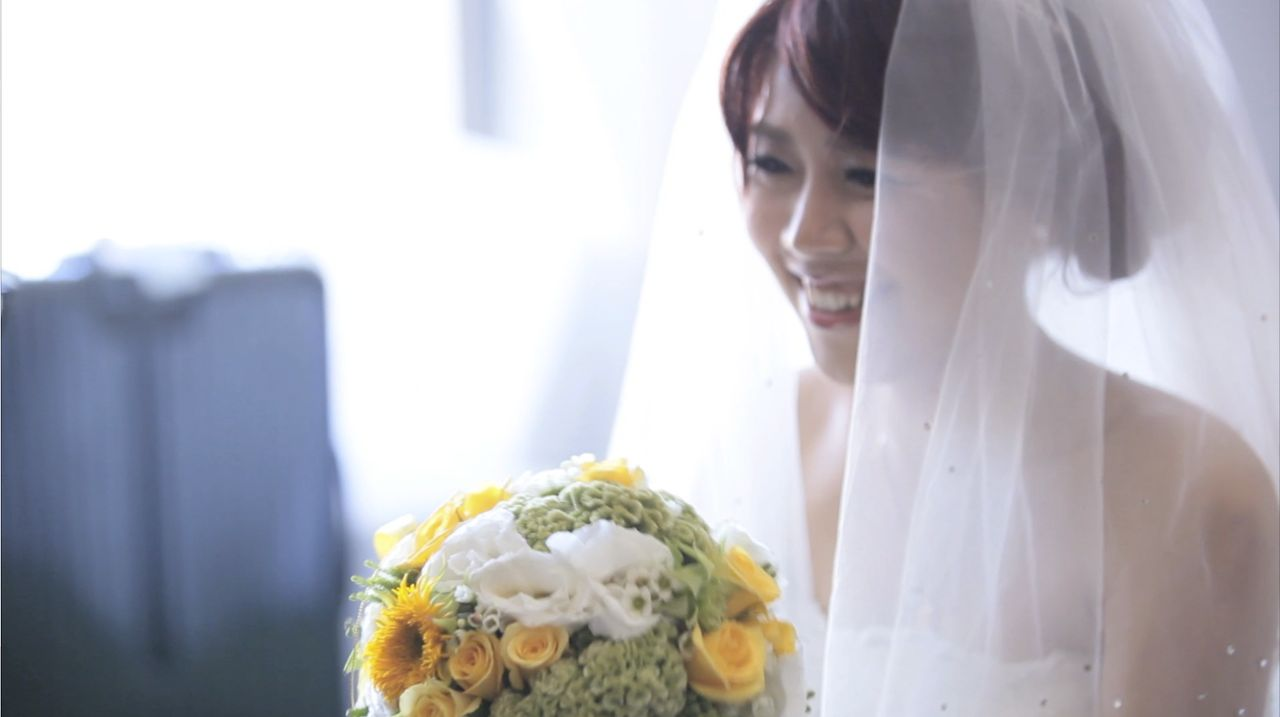 CARRIE& IRVIN Wedding Same Day Edit