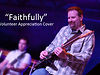 """Faithfully"" - Volunteer Appreciation Cover"