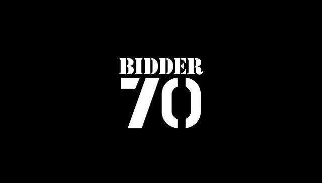 Bidder 70 - Trailer