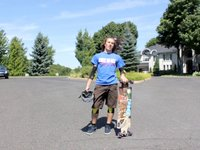 Trick Tip - Squat Standup, Stalefish, Rail Grab and Canadien Bacon!