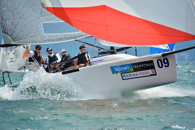 World Championship Melges 24 Torbole