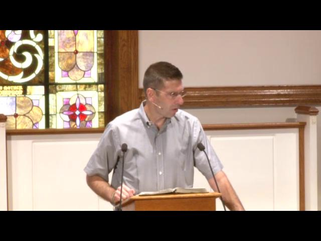 Right on the Money - August 2, 2012 Sermon