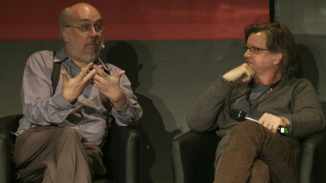 5D: The future of Storytelling in Transmedia at FMX 2012