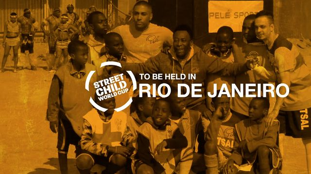 Pele Sports - Street Child World Cup
