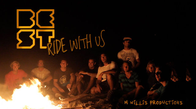Ride With Us: BEST 2012 Team Video