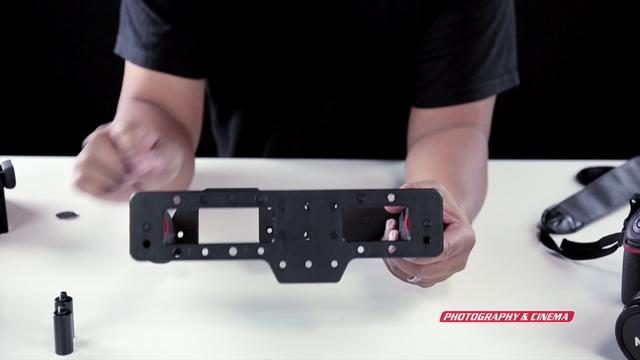 P&C GearBox DSLR Cage Video Accessory Bracket