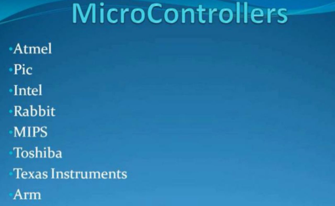 MicroController with 100% Working Code