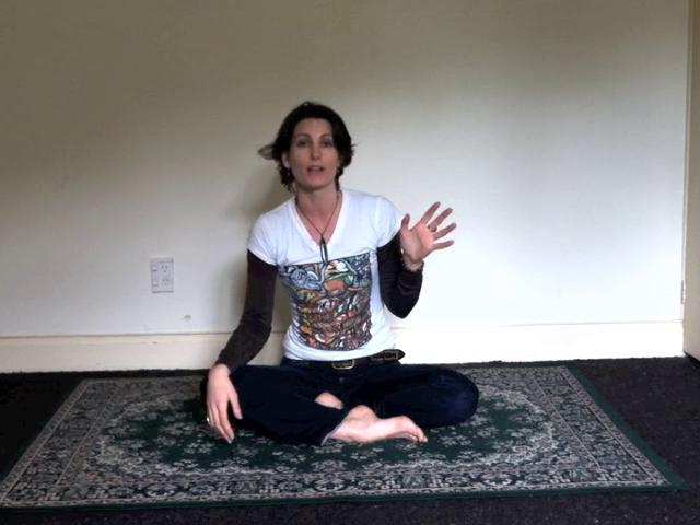 Yoga Exploration Series with Kara-Leah Grant Part 3: Practicing yoga to music intro