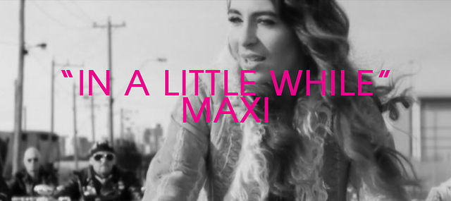 """In A Little While"" - Maxi"