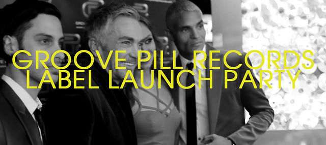 *Groove Pill Records* MELBOURNE LAUNCH / February 15th 2012