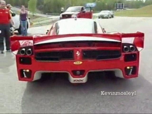 Ferrari Fxx Evoluzione On Vimeo