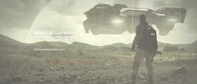 SEED (2012) Teaser Trailer
