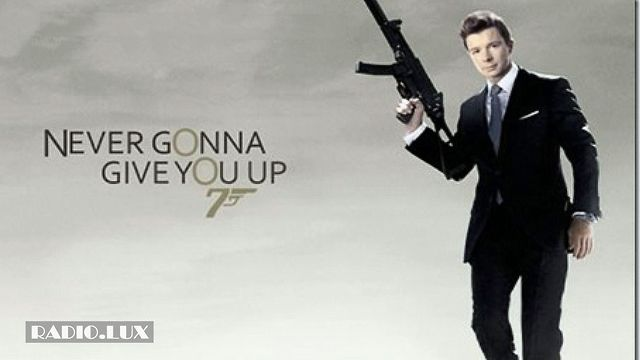 Rick Astley Never Gonna Give You Up Vdeo Dailymotion ...